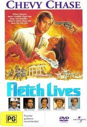 Poster Fletch Lives