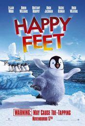 Poster Happy Feet