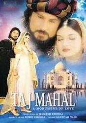 Poster Taj Mahal: A Monument of Love