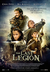 Poster The Last Legion