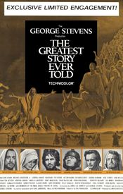 Poster The Greatest Story Ever Told