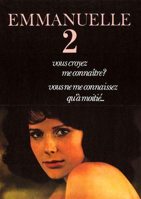 Image result for EMMANUELLE 2 ( 1975 ) POSTER