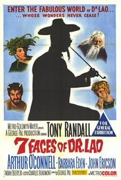 Poster 7 Faces of Dr. Lao