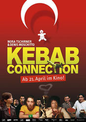 Poster Kebab Connection