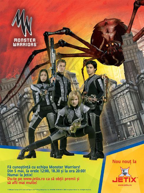 Monster Warriors Războiul Monștrilor 2006 Film Serial Cinemagia Ro