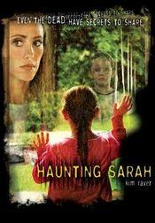 Poster Haunting Sarah
