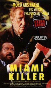 Poster Extralarge: Miami Killer