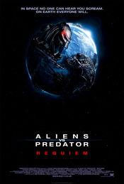 Poster Aliens vs. Predator 2: Requiem