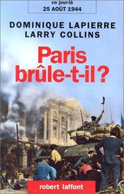Poster Paris brule-t-il?