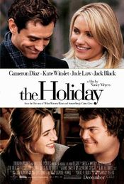 Poster The Holiday