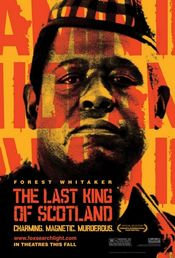 Poster The Last King of Scotland