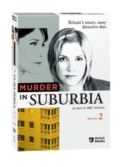 Poster Murder in Suburbia