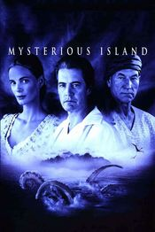 Poster Mysterious Island