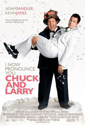 Poster I Now Pronounce You Chuck and Larry