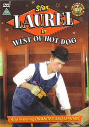 Poster West of Hot Dog
