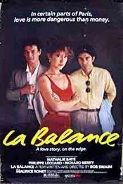 Poster La Balance