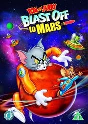 Poster Tom and Jerry Blast Off to Mars