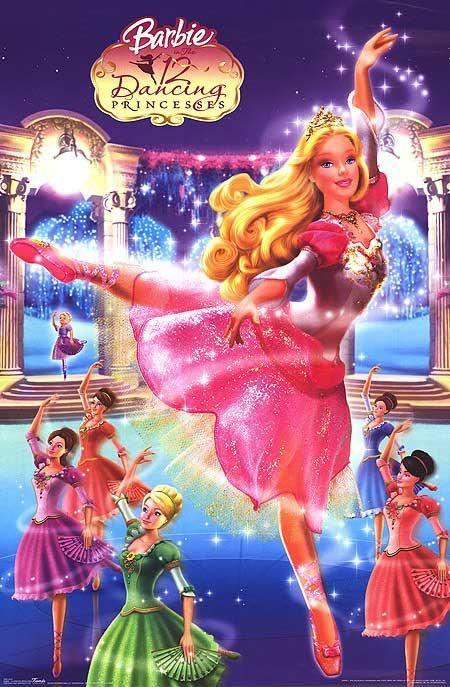 Barbie in the 12 dancing princesses barbie in cele 12 printese balerine 2006 film - Barbie and the 12 princesses ...