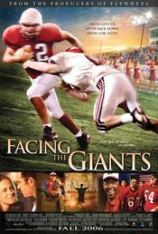 Poster Facing the Giants