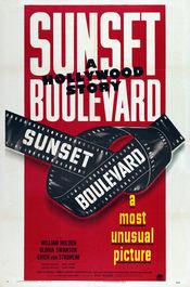 Poster Sunset Blvd.