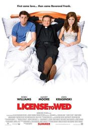 Poster License to Wed