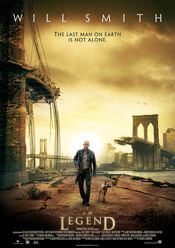 Poster I Am Legend