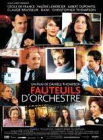 Poster Fauteuils d'orchestre