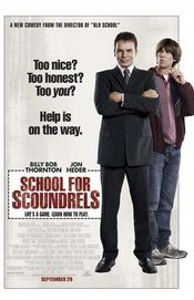 Poster School For Scoundrels