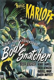 Poster The Body Snatcher