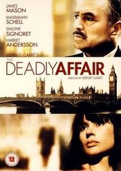 Poster The Deadly Affair