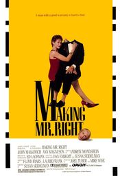 Poster Making Mr. Right
