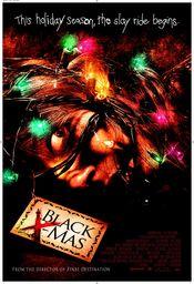 Poster Black Christmas