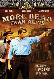 Poster More Dead Than Alive