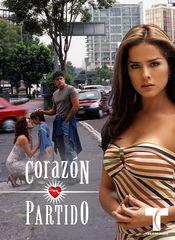Poster Corazon partido