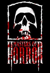 Poster Masters of Horror
