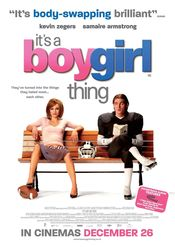 Poster It's a Boy Girl Thing