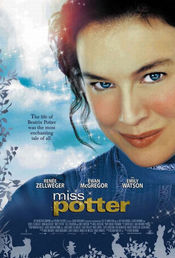 Poster Miss Potter