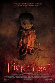 Poster Trick 'r Treat