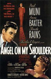 Poster Angel on My Shoulder