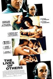 Poster Das Leben der Anderen