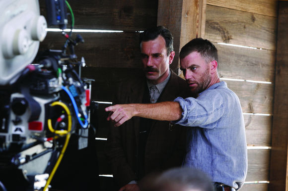 Daniel Day-Lewis, Paul Thomas Anderson în There Will Be Blood