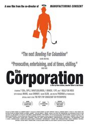 Poster The Corporation
