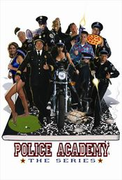Poster Police Academy: The Series