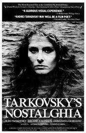 Poster Nostalghia