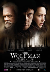 Poster The Wolfman