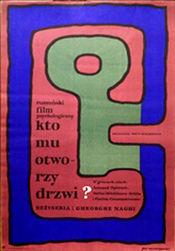 Poster Cine va deschide usa?