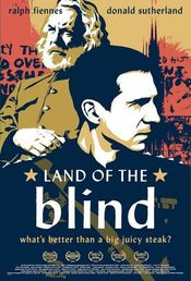 Poster Land of the Blind