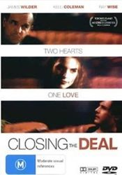 Poster Closing the Deal