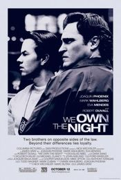 Poster We Own The Night
