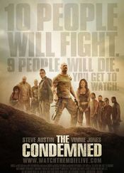 Poster The Condemned